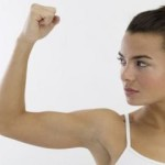 woman-flexing-muscles